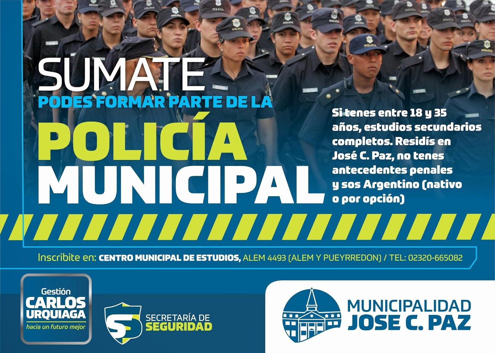 Prensa Municipalidad Jos C Paz