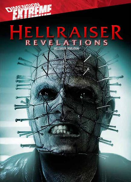 FILM Hellraiser Revelations 2011