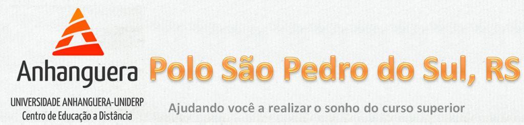 Anhanguera-Uniderp São Pedro do Sul-RS