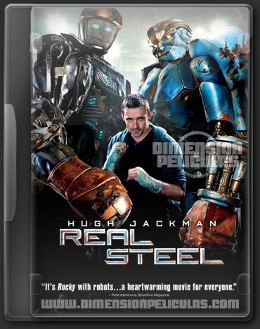 Real Steel (BRRip HD Dual Latino) (2011)