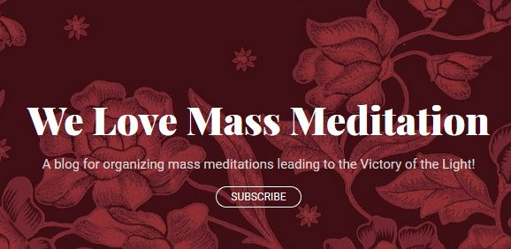 FOR ACTIVE MASS MEDITATIONS CLICK HERE: