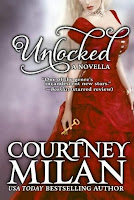 Book cover of Unlocked by Courtney Milan (historical romance novella)