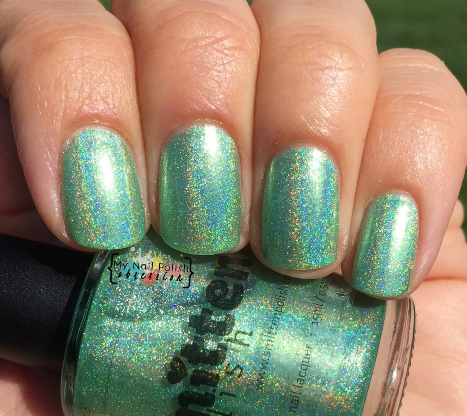 Smitten Polish A Shimmer of Hummingbirds