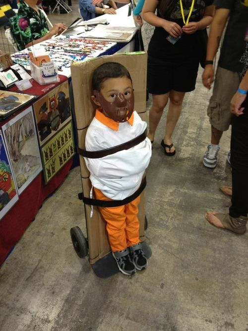 More Crazy and Creative Halloween Costumes