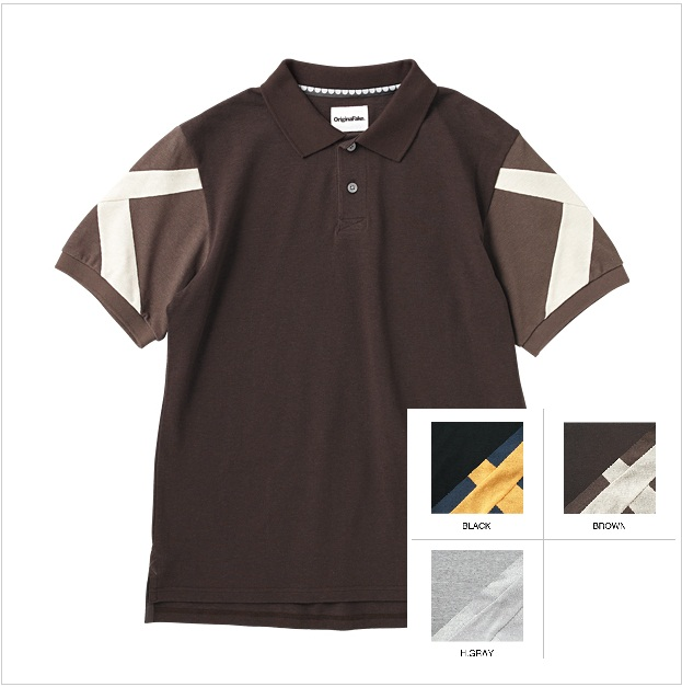 Fuck hype original fake sleeves with x polo shirt pre order for Order custom polo shirts
