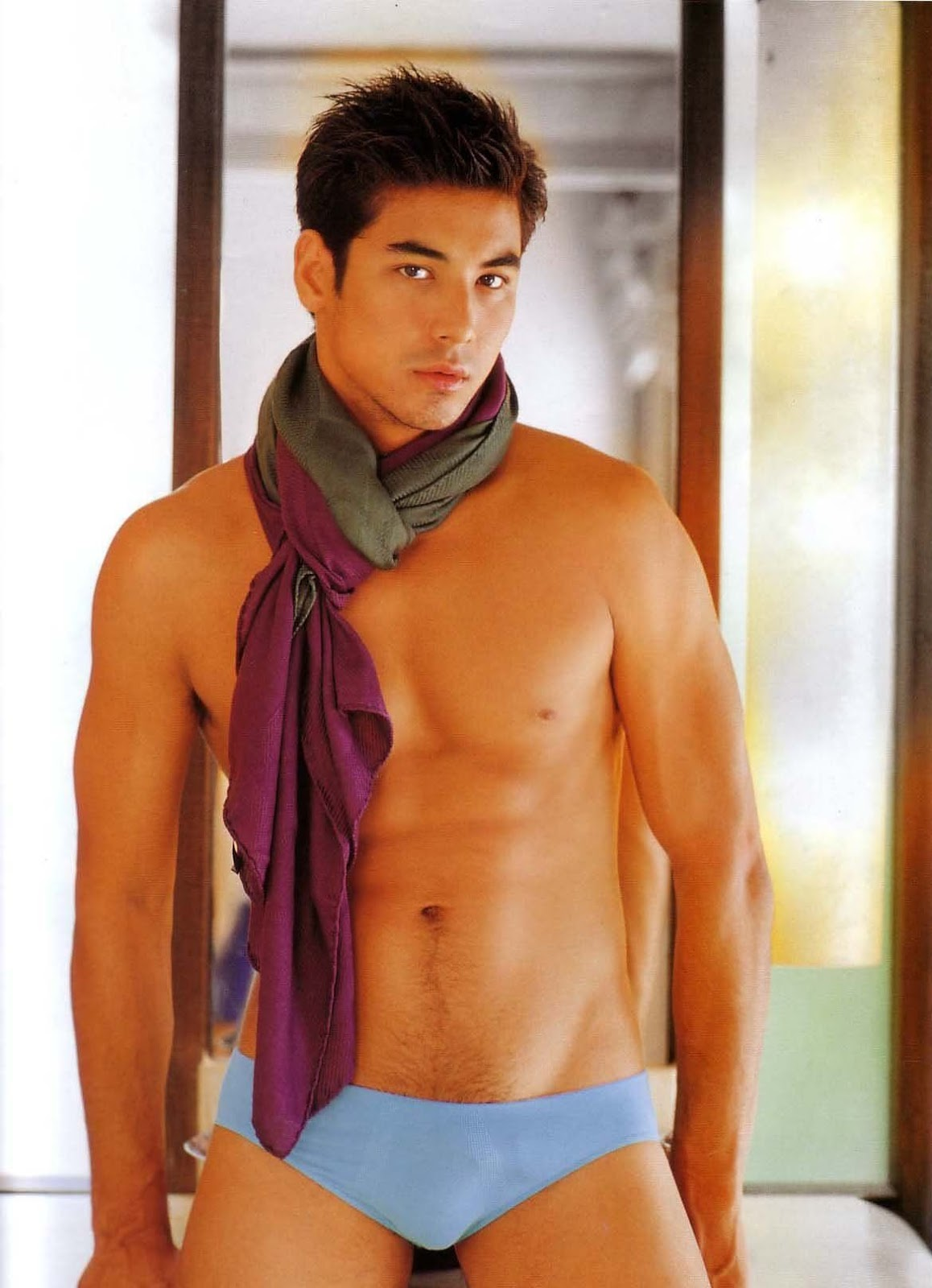 brazilian male models in the philippines