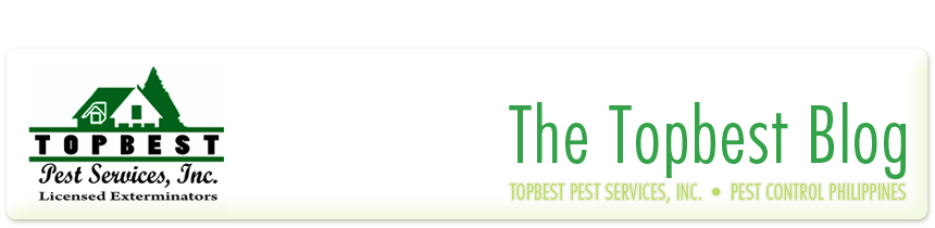 The Topbest Blog - Topbest Pest Services, Inc.
