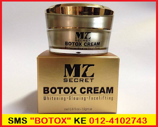 MZ SECRET BOTOX CREAM