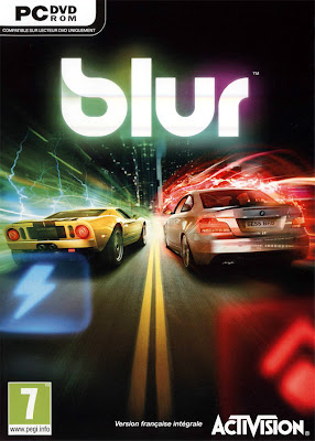 Blur PC Game PC Cover