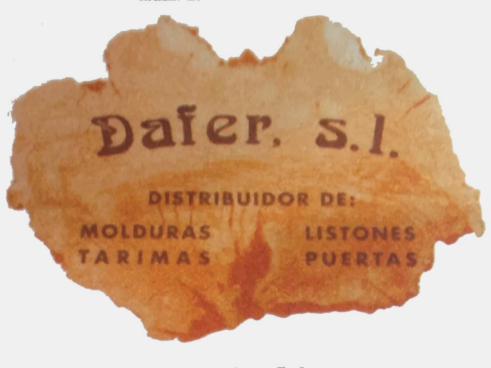 Maderas Dafer SL