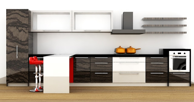 imazination modular kitchen: hettich modular kitchen