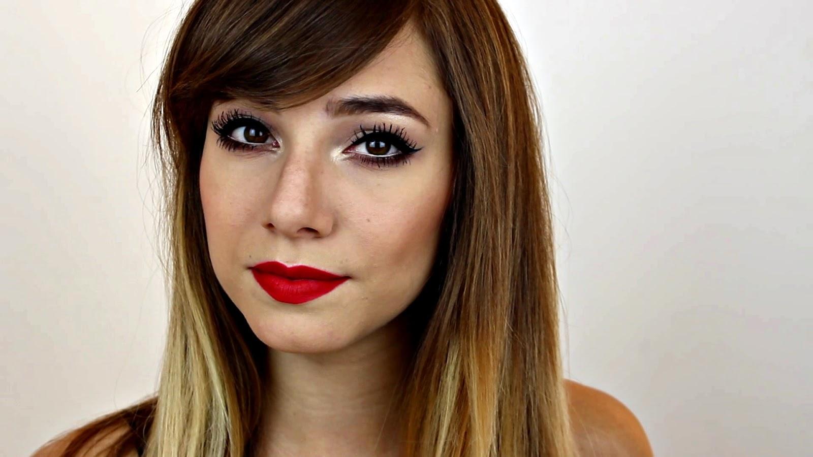 dudas makeup � grwm modern pin up � dudasmakeup