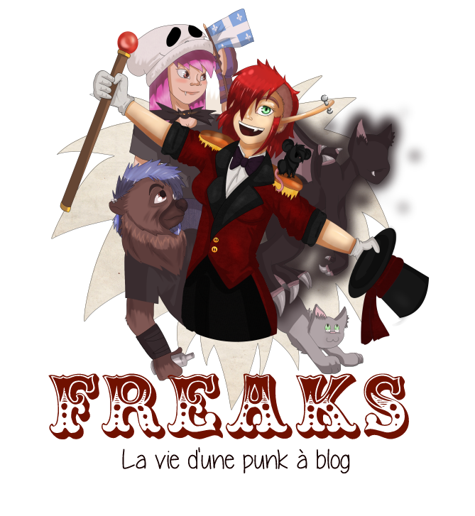<center>Freaks</center>