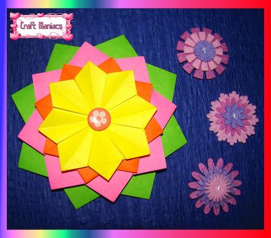 Kite folding origami maniacs photo gallery kite folding learn how to make mightylinksfo