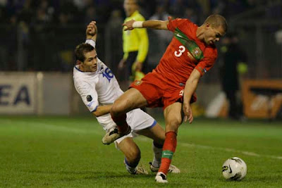 Bosnia Herzegovina 0 - 0 Portugal (3)