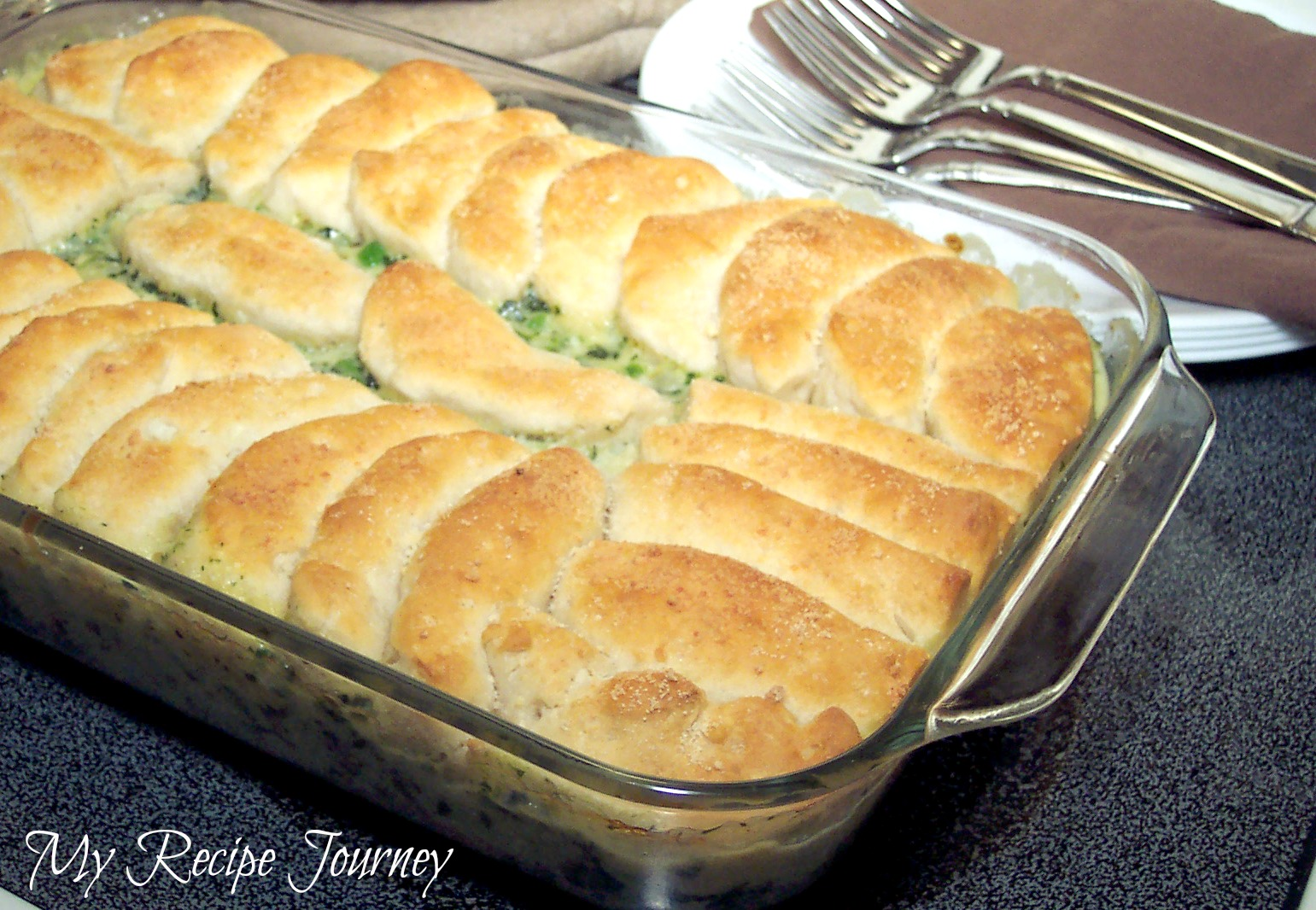 Easy chicken and biscuit casserole recipes