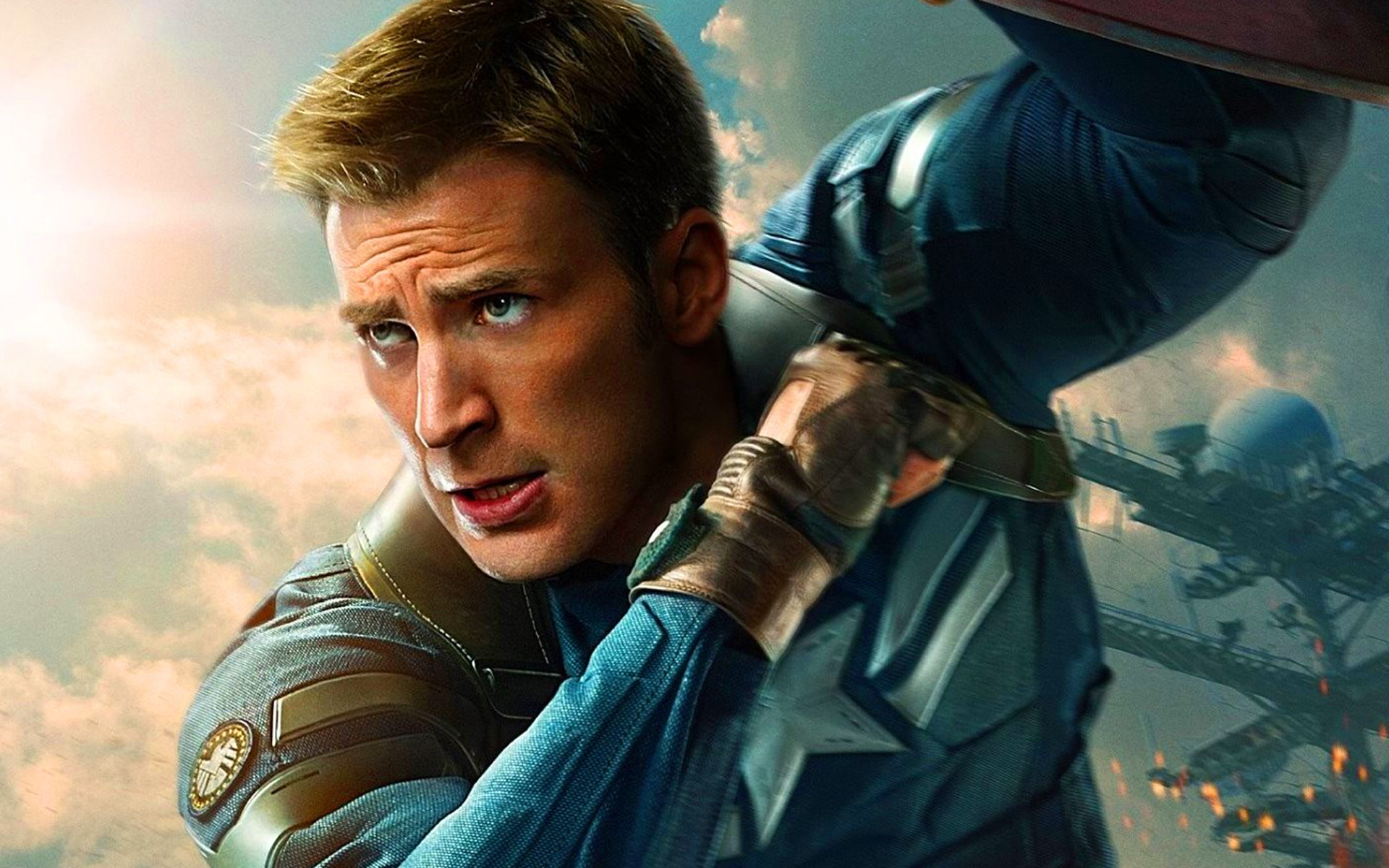 chris evans captain america 2 6x wallpaper hd. Black Bedroom Furniture Sets. Home Design Ideas