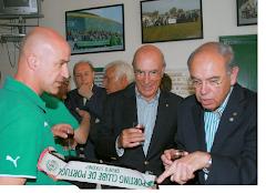 Grupo Stromp na Aldeia Mais Sportinguista