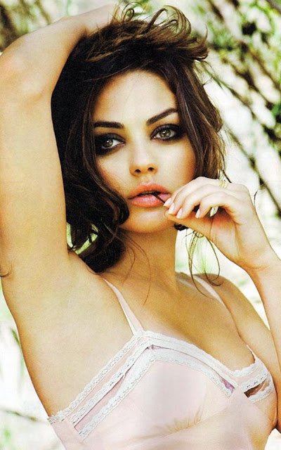 very sexy girls, Mila Kunis