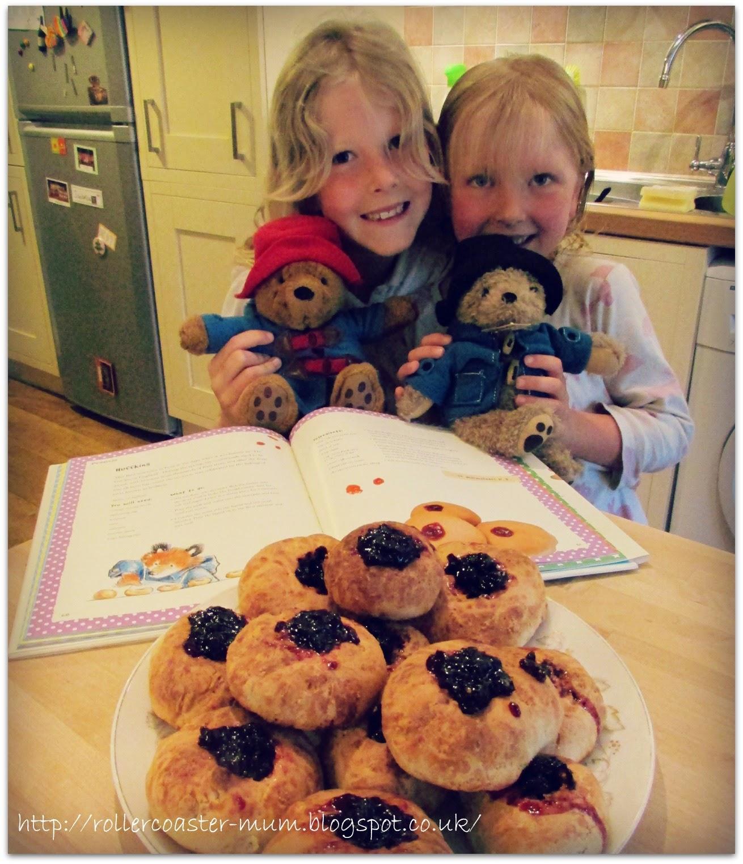 #Paddington Bear's Huffkins