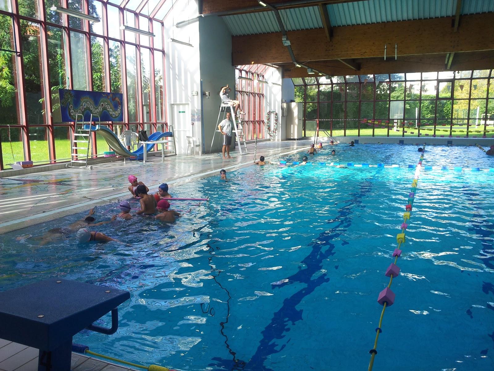 Classe des ce1 2012 2013 s ance de piscine avec christophe for Piscine oullins