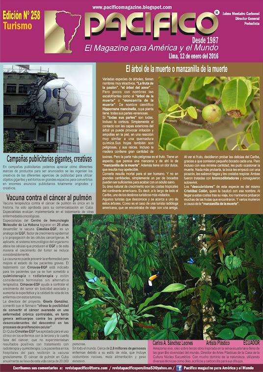 Revista Pacífico Nº 258