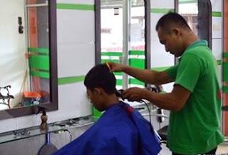 Usaha Jasa Potong Rambut