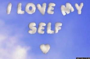 Menghilangkan stres dengan menerima diri sendiri