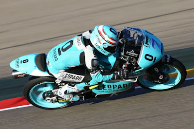 Hasil Lengkap Latihan Bebas 2 Moto3 Valencia, Spanyol 2015