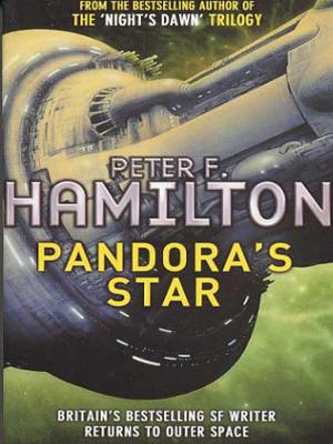 """نجم البندورا لـ بيتر هاملتون """"Pandora's Star"""" by Peter F. Hamilton"""