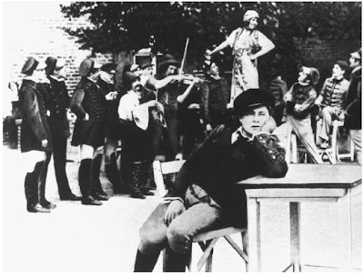 Paul Wegener in The Student of Prague