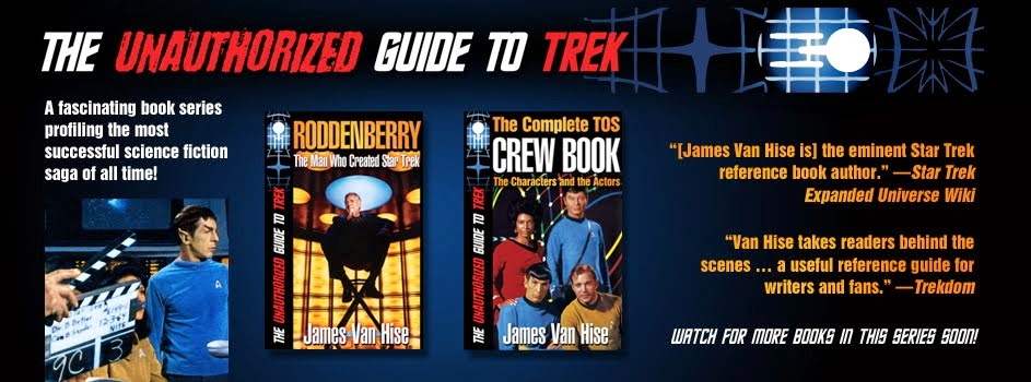 James Van Hise's The Unauthorized Guide to Trek
