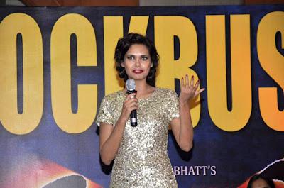 Esha Gupta, Emraan Hashmi & Bipasha Basu at 'Raaz 3' success party