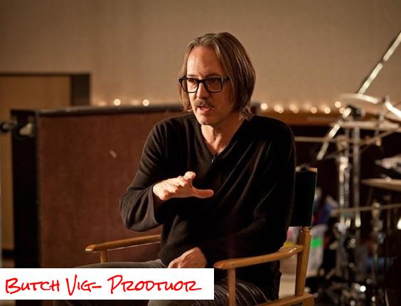 Produtor musical Butch Vig
