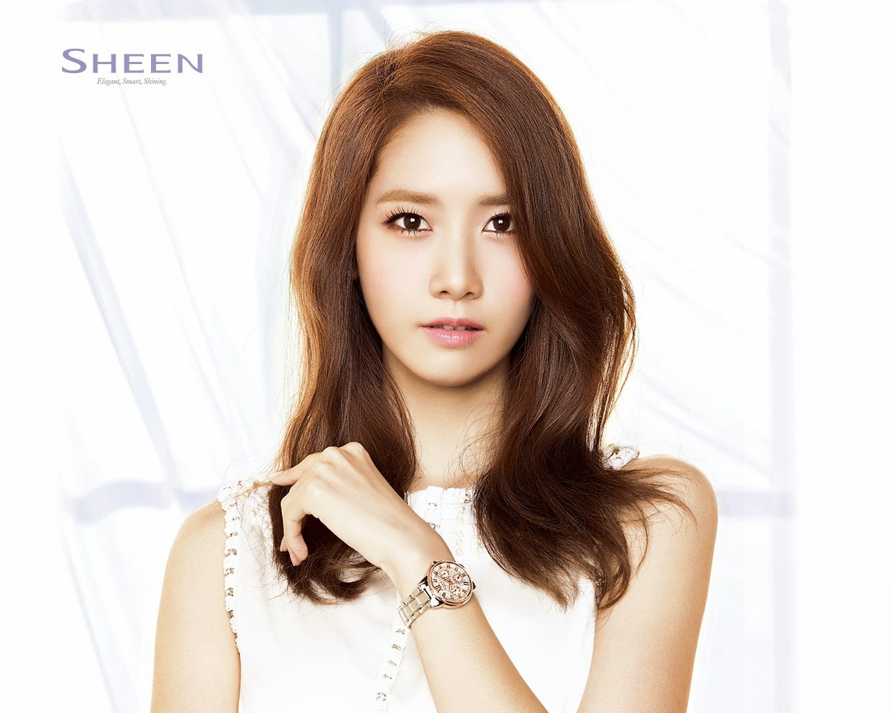 Yoona Girls' Generation SNSD Sheen Casio