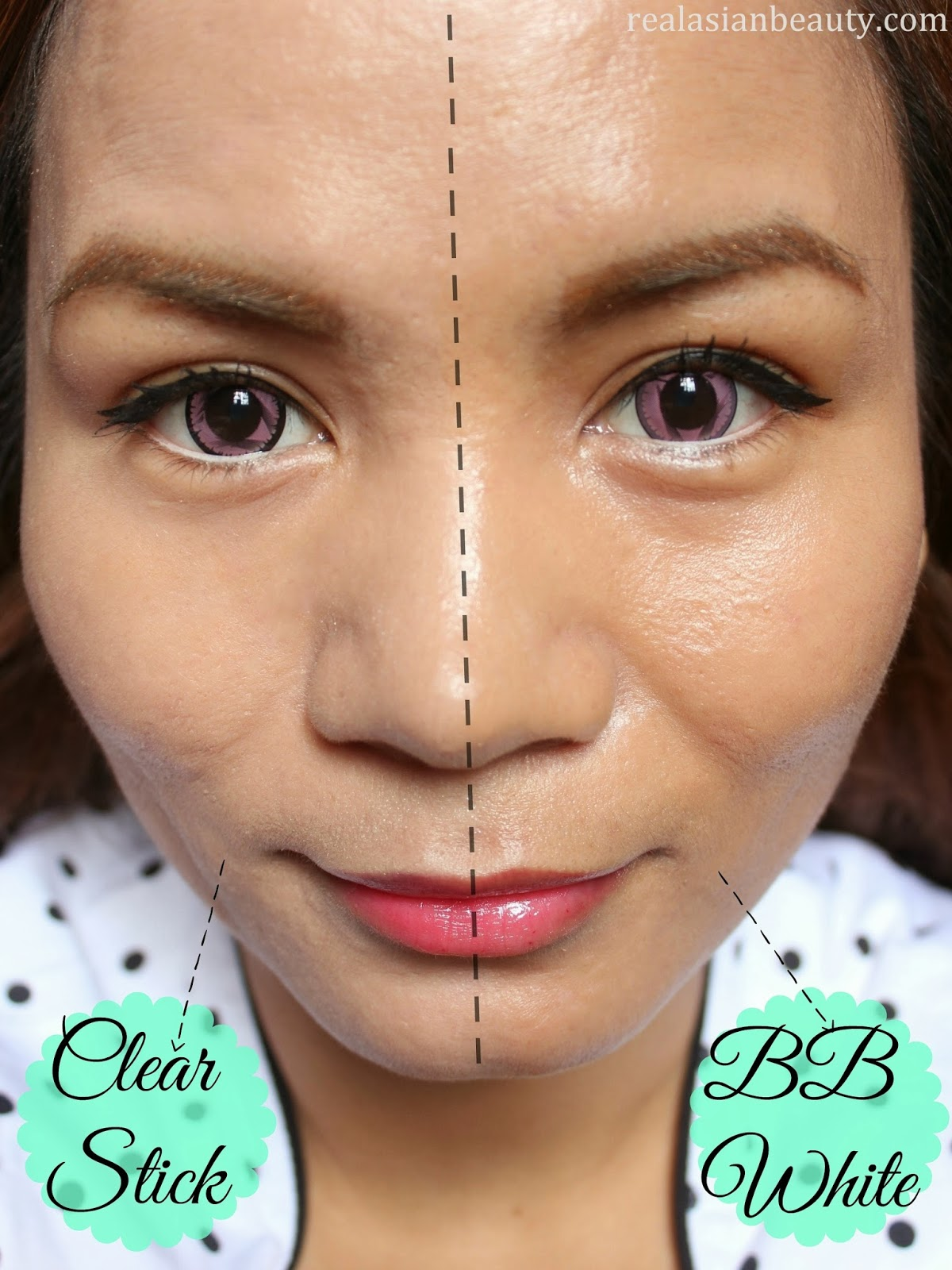 real asian beauty maybelline bb cream versus maybelline
