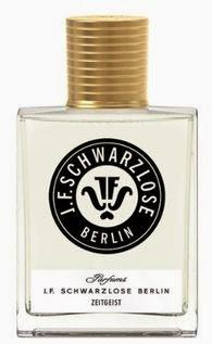 I.F. Schwarzlose Berlin- ZEITGEIST- Eau de Parfum