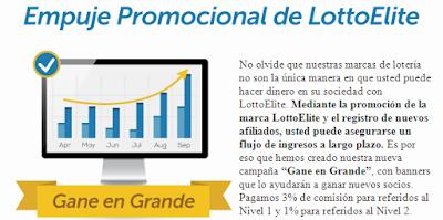 promoción nuevos afiliados lottoelite