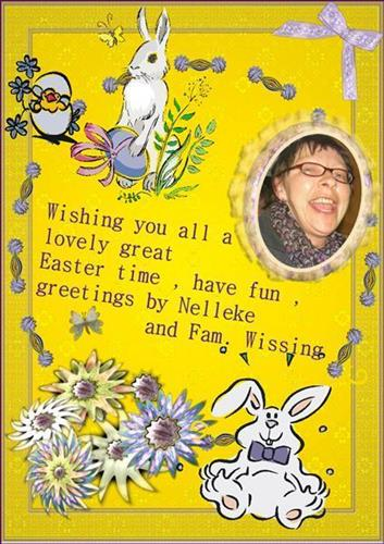 Easter wish to you all