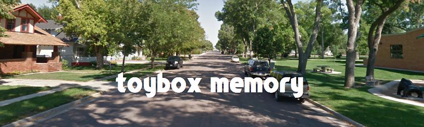 Toybox Memory