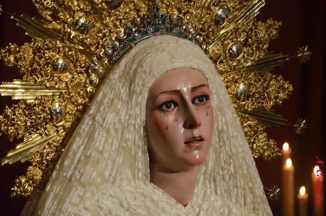 María Stma de las Aguas - Sevilla
