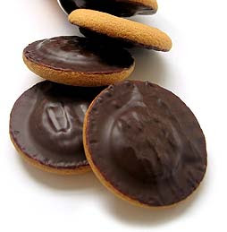 Delicious Chocolate Jaffa Cake