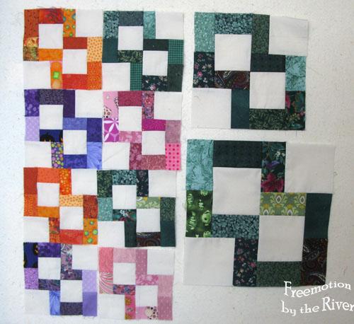 Crossroad blocks for  2013