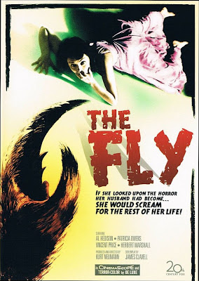 Art House Poster of The Fly