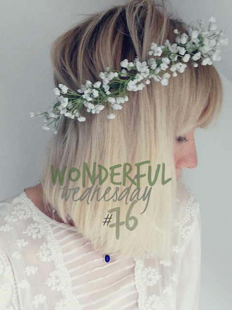 Wonderful Wednesday #76