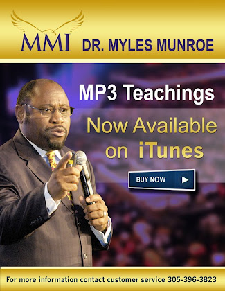 Dr. Myles Munroe on iTunes