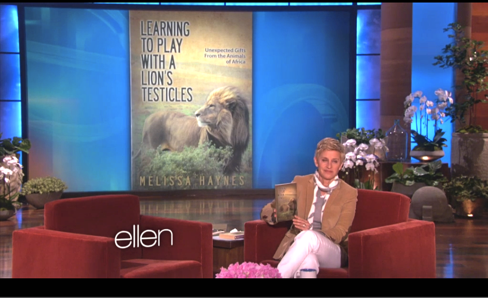 The Lion and Ellen DeGeneres