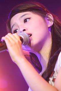Jeje foto premium content JKT48 clock