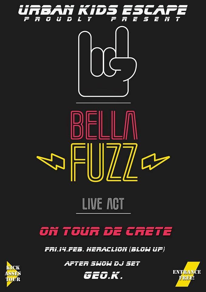 bella fuzz live