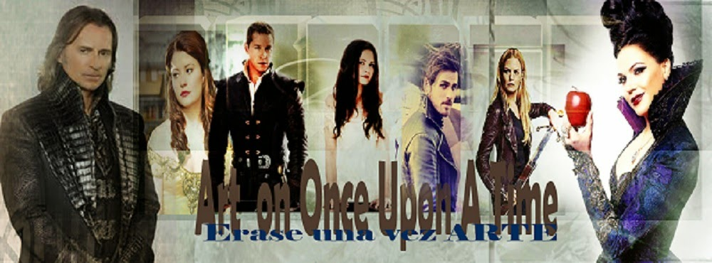 Art on once upon a time/Erase una Vez Arte